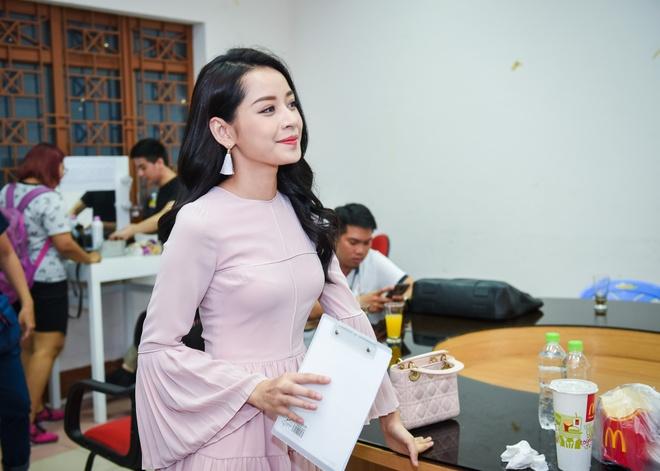 Noo Phuoc Thinh, Dong Nhi dua nghich khi quay The Voice Kids hinh anh 7
