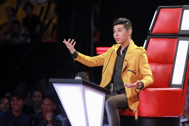 Co be hat Quoc ca gay nong mang xa hoi thi The Voice Kids hinh anh 7