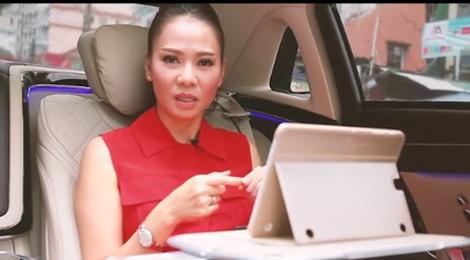 Thu Minh: 'Neu chong lua tram ty, sao toi con ngoi day?' hinh anh