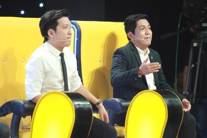 Tran Thanh, Truong Giang bat khoc tren truyen hinh hinh anh 4