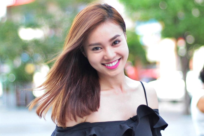 Ninh Duong Lan Ngoc: 'Ban dau, Ha Vi dien rat te' hinh anh