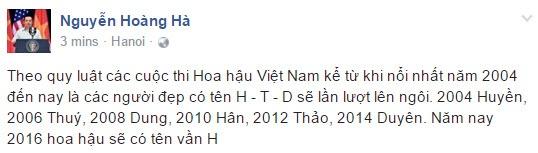 Do My Linh dang quang Hoa hau Viet Nam 2016 hinh anh 12