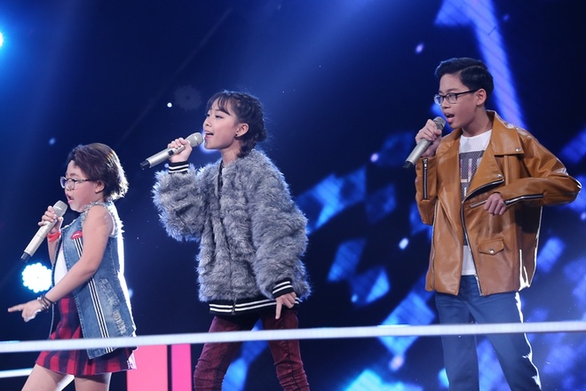 Tap 6 The Voice Kids anh 4