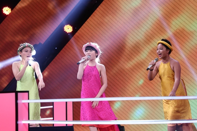 Tap 6 The Voice Kids anh 1