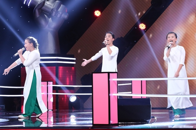 Tap 6 The Voice Kids anh 8