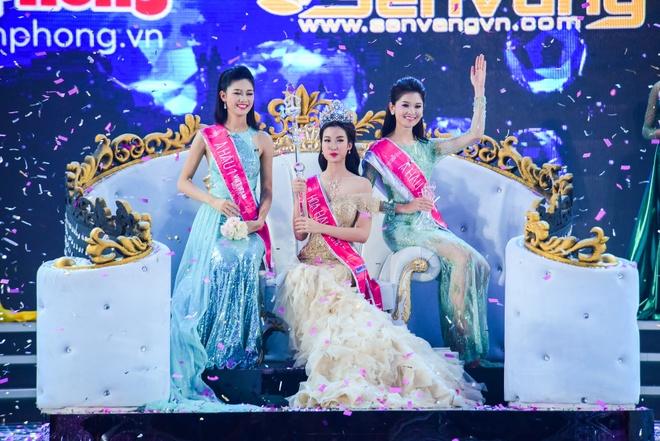 Do My Linh dang quang Hoa hau Viet Nam 2016 hinh anh 35