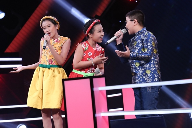 Hot boy nhi The Voice Kids bung no voi 'That bat ngo' hinh anh 4