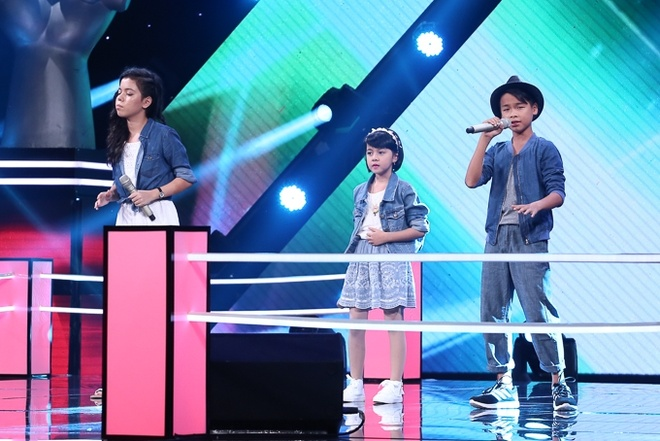 Hot boy nhi The Voice Kids bung no voi 'That bat ngo' hinh anh 11