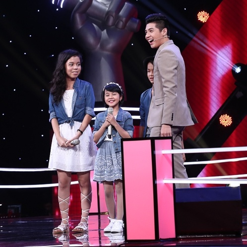 Hot boy nhi The Voice Kids bung no voi 'That bat ngo' hinh anh 12