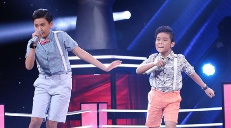 Hot boy nhi The Voice Kids bung no voi 'That bat ngo' hinh anh