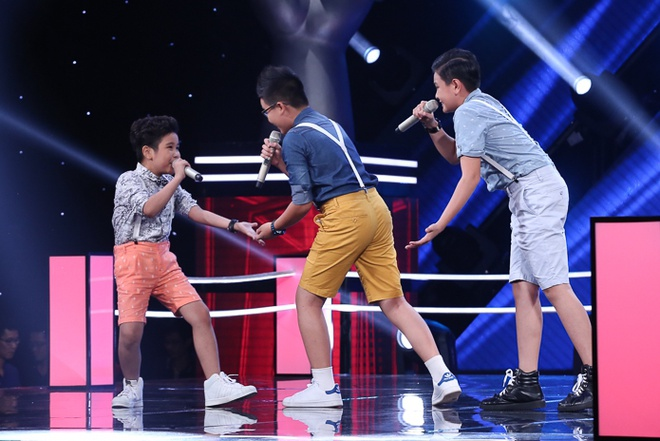 Hot boy nhi The Voice Kids bung no voi 'That bat ngo' hinh anh 2