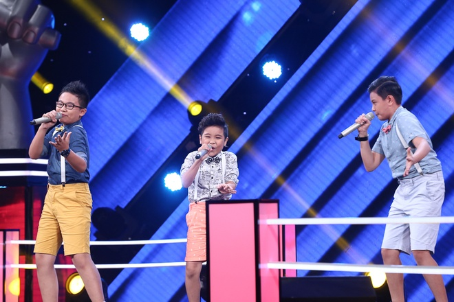 Hot boy nhi The Voice Kids bung no voi 'That bat ngo' hinh anh 1