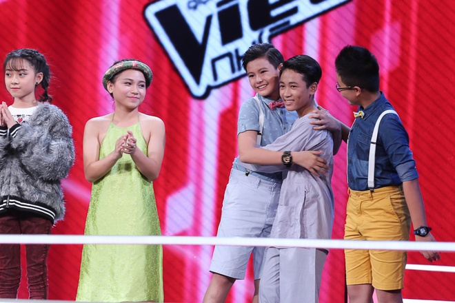Hot boy nhi The Voice Kids bung no voi 'That bat ngo' hinh anh 13