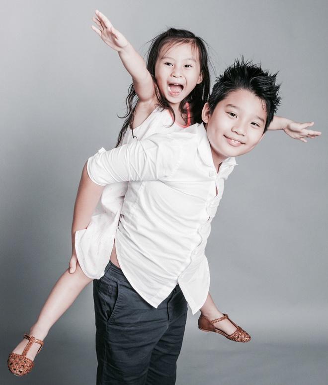 Gia dinh Hoang Bach mung sinh nhat con gai 4 tuoi hinh anh 6