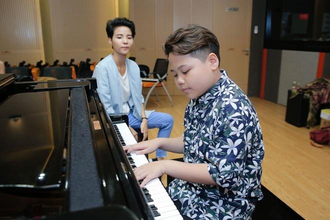 Team Vu Cat Tuong The Voice Kids anh 6