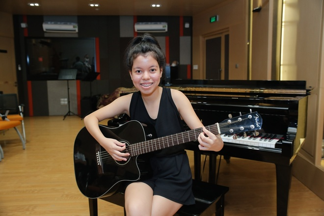 Team Vu Cat Tuong The Voice Kids anh 7