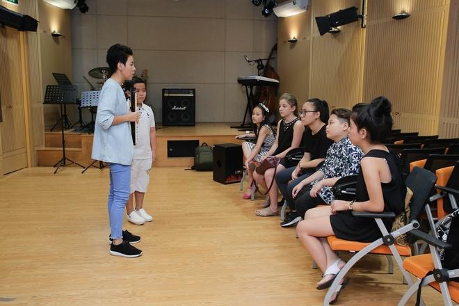 Team Vu Cat Tuong The Voice Kids anh 1