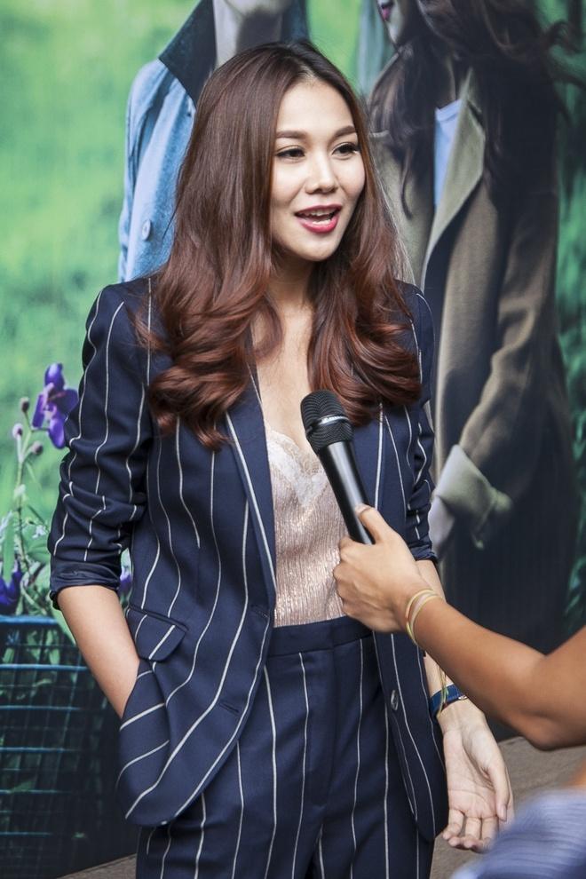 Thanh Hang pha le lam nguoi yeu Ha Anh Tuan hinh anh 2