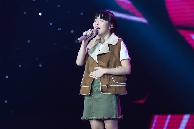 Live show 1 The Voice Kids anh 1