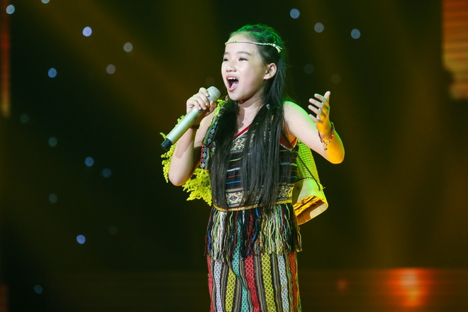 Live show 1 The Voice Kids anh 7