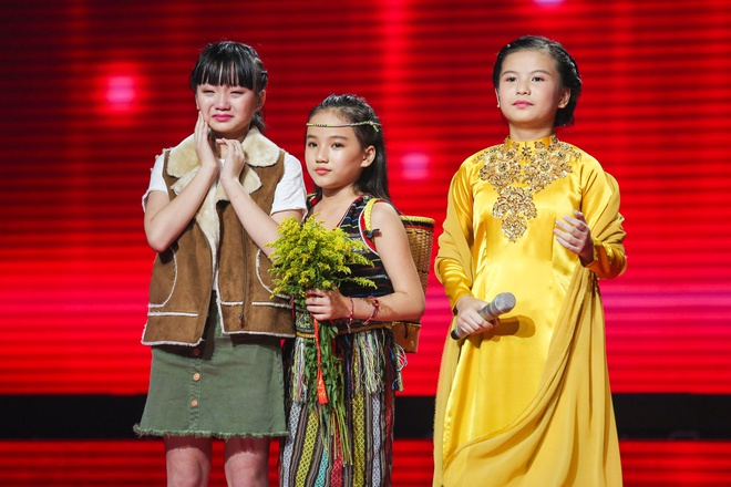 Live show 1 The Voice Kids anh 4