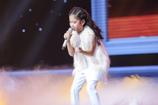 Live show 1 The Voice Kids anh 17