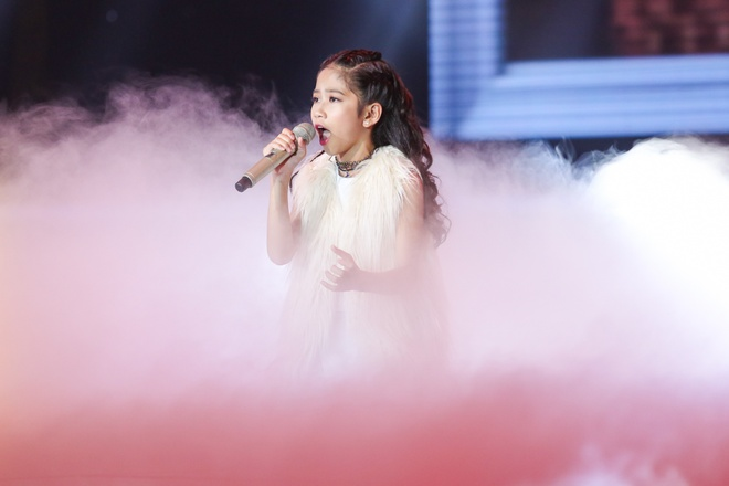 Live show 1 The Voice Kids anh 18