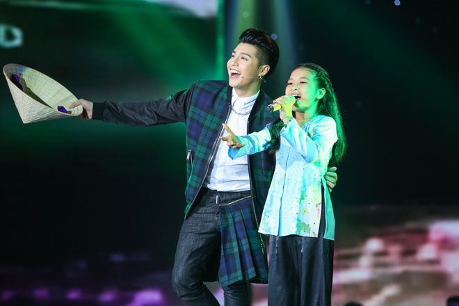 Live show 1 The Voice Kids anh 14