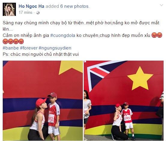 Ho Ngoc Ha nhac ten Cuong Do La anh 1