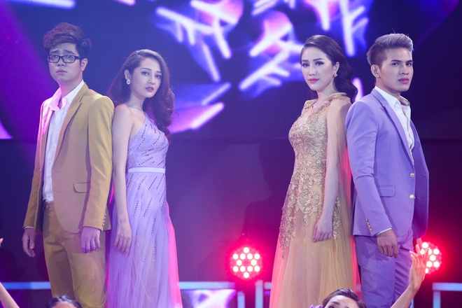 Noo Phuoc Thinh tinh cam voi Phi Phuong Anh The Face hinh anh 5