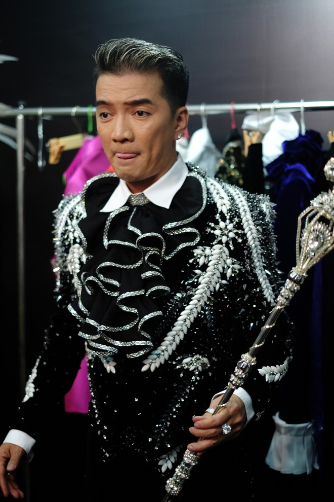 Kho hang hieu ma vang duoc Mr. Dam sam cho live show hinh anh 1
