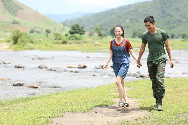Angela Phuong Trinh va Vo Canh dep doi trong phim moi hinh anh 2