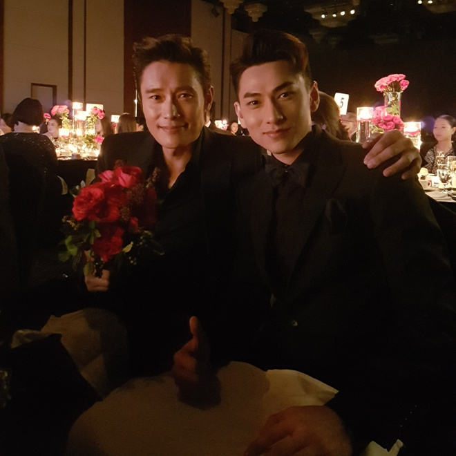 Isaac noi ve giai thuong tai Lien hoan phim Busan anh 2