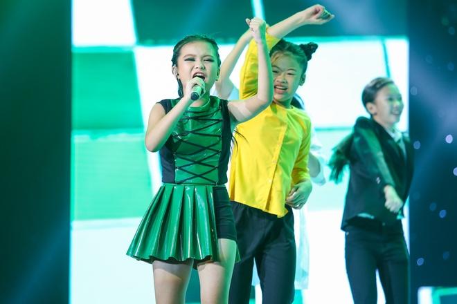 Hot boy The Voice Kids chinh phuc hit Phan Manh Quynh hinh anh 7