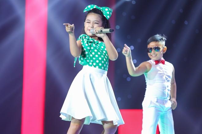 Hot boy The Voice Kids chinh phuc hit Phan Manh Quynh hinh anh 11