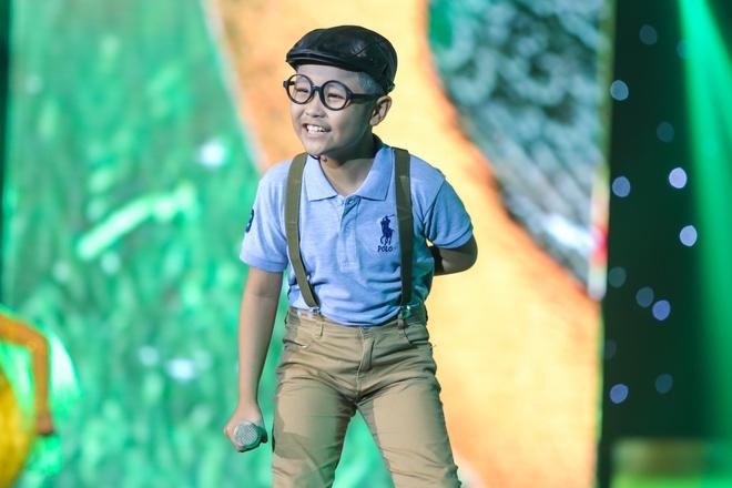 Hot boy The Voice Kids chinh phuc hit Phan Manh Quynh hinh anh 5
