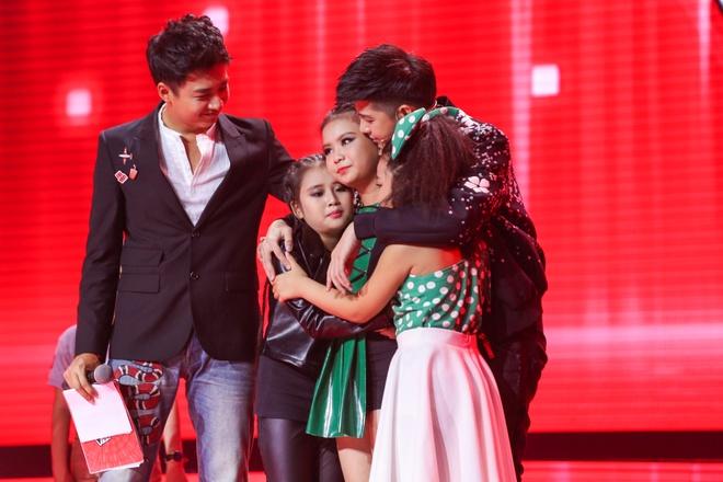 Hot boy The Voice Kids chinh phuc hit Phan Manh Quynh hinh anh 19