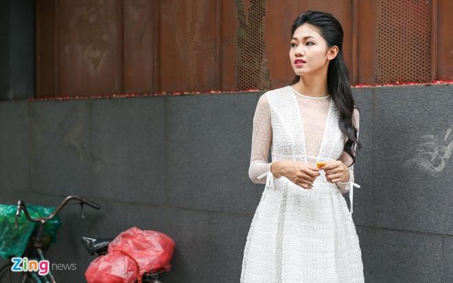 Hoa hau My Linh do dang voi Thanh Tu hinh anh 9