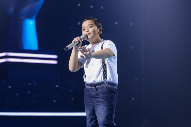 Ban ket The Voice Kids anh 9
