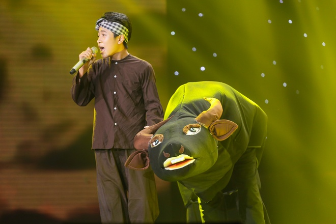 Ban ket The Voice Kids anh 6
