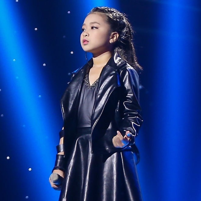 Ban ket The Voice Kids anh 2