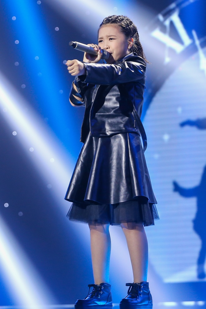 Ban ket The Voice Kids anh 1