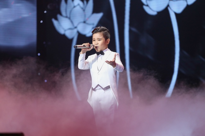 Ban ket The Voice Kids anh 7