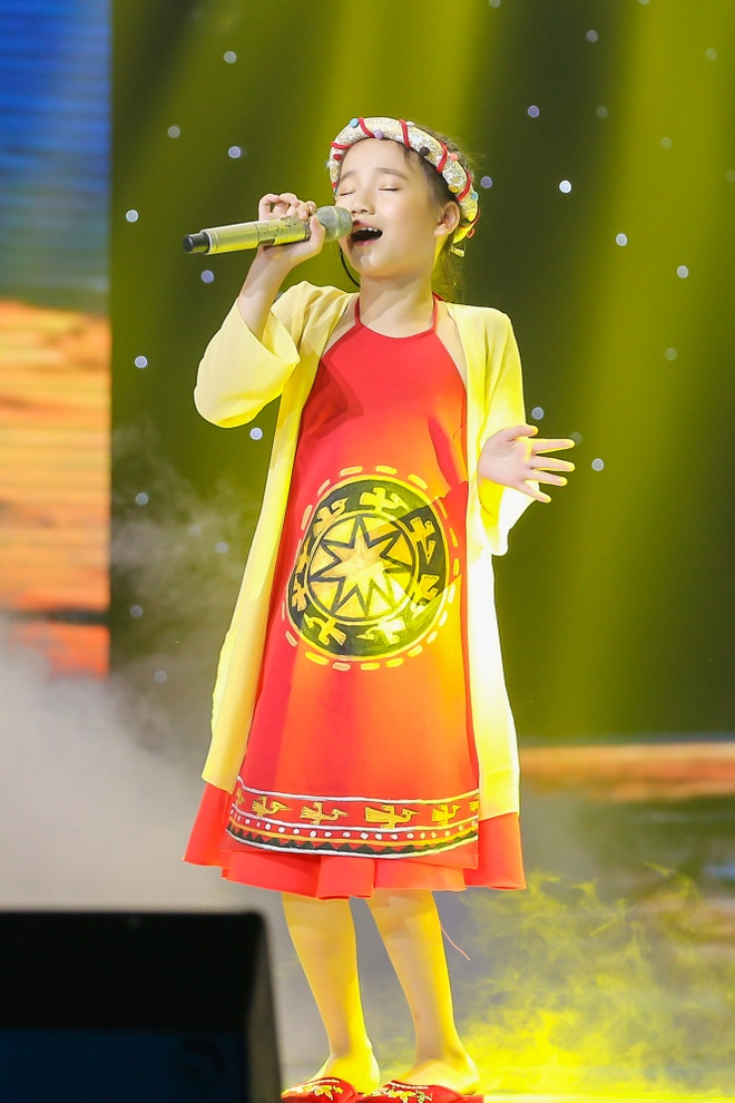 Ban ket The Voice Kids anh 10