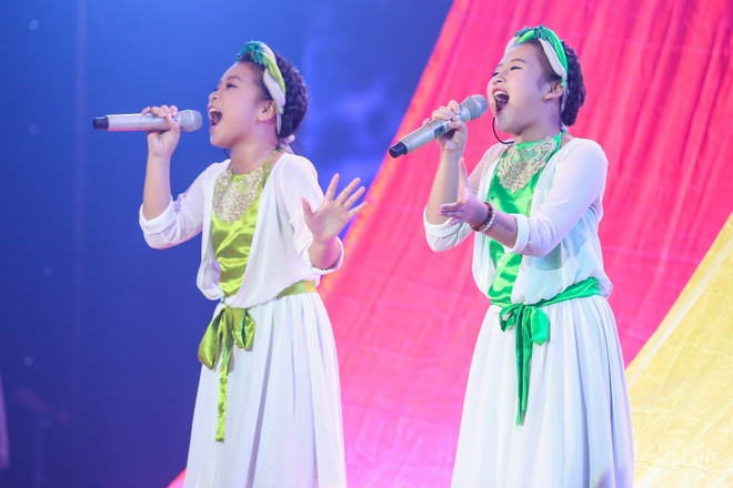 Ban ket The Voice Kids anh 5