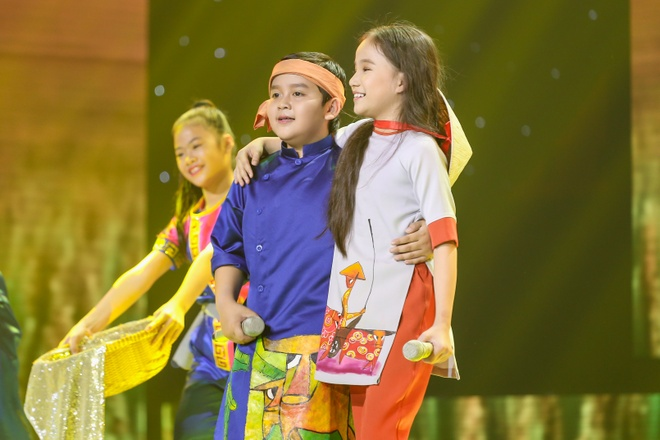 Ban ket The Voice Kids anh 11