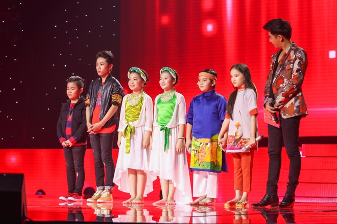 Ban ket The Voice Kids anh 12