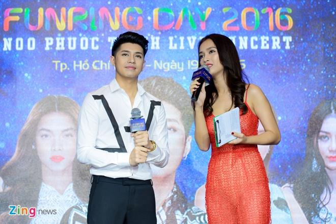 Noo Phuoc Thinh lam live show san van dong sau 8 nam ca hat hinh anh 3