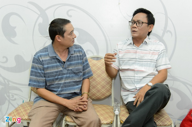 Dam Vinh Hung tu tay trang diem cho chong Cam Ly hinh anh 13