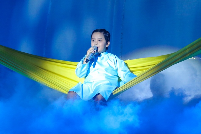 Ban ket The Voice Kids 2016 anh 8